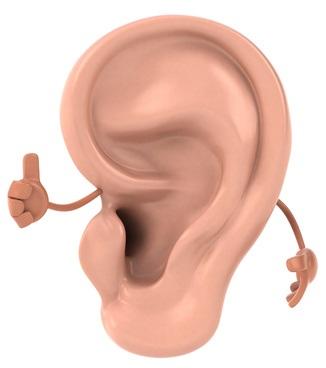 La violence : deux oreilles pour s'écouter, une bouche pour en parler.