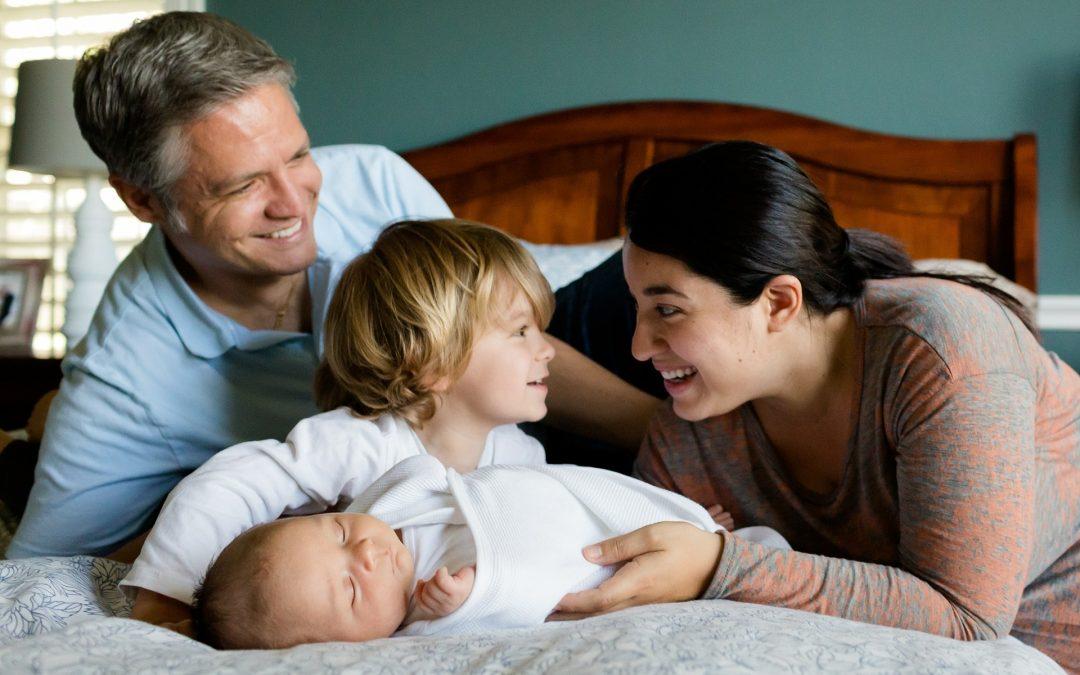 La famille rêvée
